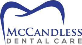 McCandless Dental Care Logo